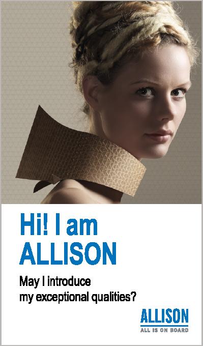 Allison board